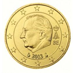 50 CENT Belgique 2013 UNC 24.500 EX.