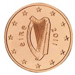 2 CENT Irlande 2011 UNC 4.700.000 EX.