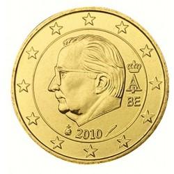 50 CENT Belgique 2010 UNC 42.000 EX.