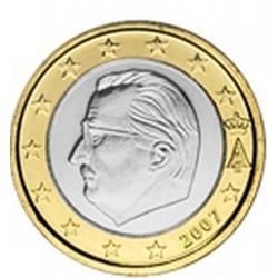 1 EURO Belgique 2007 UNC 55.000 EX.