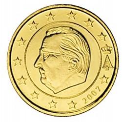 10 CENT Belgique 2007 UNC 55.000 EX.