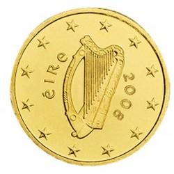 10 CENT Irlande 2008 UNC 56.530.000 EX.