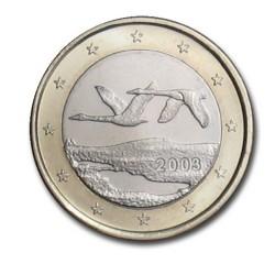 1 EURO Finlande 2003 UNC 790.000 EX.