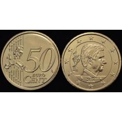 50 CENT BELGIQUE 2014 BU 10.000.000 EX.
