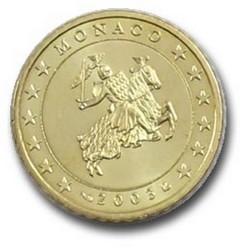 50 CENT MONACO 2003  100.000 EX.