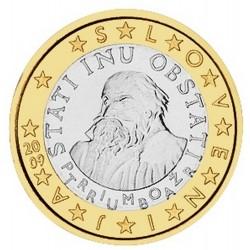 1 EURO SLOVENIE 2009 BU 100.000 EX.