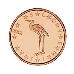 1 CENT SLOVENIE 2012 BU 15.000 EX.