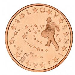 5 CENT SLOVENIE 2012 BU 15.000 EX.