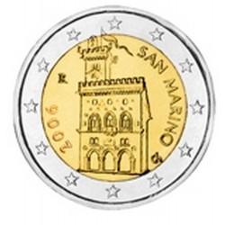 2 EURO SAN MARIN 2006 BU 215.000 EX.