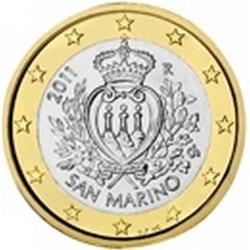 1 EURO SAN MARIN 2011 BU 48.000 EX.
