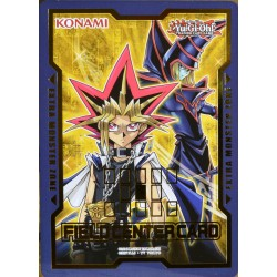 carte YU-GI-OH DUDE01 Field Center Yami Yugi & Magicien Sombre NEUF FR