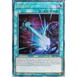 carte YU-GI-OH TN19-FR014 Plus du Tout Gouverneur des Ténèbres Prismatic Secret Rare NEUF FR