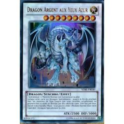carte YU-GI-OH SDBE-FR040 Dragon Argent Aux Yeux Azur Ultra Rare NEUF FR