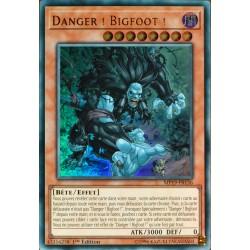 carte YU-GI-OH MP19-FR136 Danger! Bigfoot! Ultra Rare NEUF FR