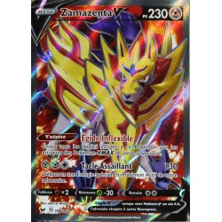 carte Pokémon 196/202 Zamazenta V EB01 - Epée et Bouclier 1 NEUF FR