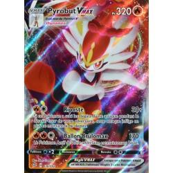 carte Pokémon 36/192 Pyrobut-VMAX EB02 - Epée et Bouclier - Clash des Rebelles NEUF FR