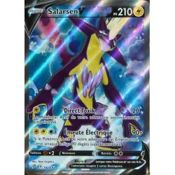 carte Pokémon 182/192 Salarsen-V EB02 - Epée et Bouclier - Clash des Rebelles NEUF FR