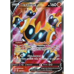 carte Pokémon 185/192 Hexadron-V EB02 - Epée et Bouclier - Clash des Rebelles NEUF FR