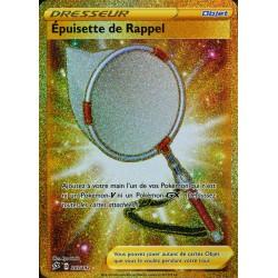 carte Pokémon 207/192 Épuisette de Rappel EB02 - Epée et Bouclier - Clash des Rebelles NEUF FR