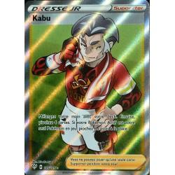 carte Pokémon 186/189 Kabu EB03 - Epée et Bouclier - Ténèbres Embrasées NEUF FR