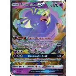 carte Pokémon 95/236 Plumeline GX SL12 - Soleil et Lune - Eclipse Cosmique NEUF FR