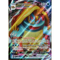 carte Pokémon 015/073 Torgamord VMAX ★X EB3.5 La Voie du Maître NEUF FR