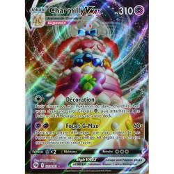 carte Pokémon 023/073 Charmilly VMAX ★X EB3.5 La Voie du Maître NEUF FR