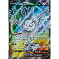 carte Pokémon 071/073 Corayôme de Galar-V ★U EB3.5 La Voie du Maître NEUF FR