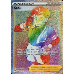 carte Pokémon 077/073 Kabu ★A EB3.5 La Voie du Maître NEUF FR