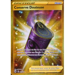 carte Pokémon 080/073 Conserve Douteuse ★A EB3.5 La Voie du Maître NEUF FR