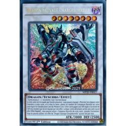 carte YU-GI-OH MP20-FR017 Dragon Sauvage Chargeborrelle Prismatic Secret Rare NEUF FR