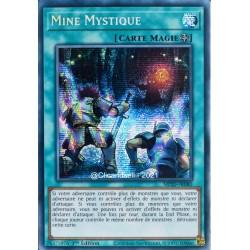 carte YU-GI-OH MP20-FR080 Mine Mystique Prismatic Secret Rare NEUF FR