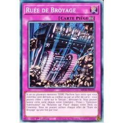 carte YU-GI-OH MP20-FR195 Ruée de Broyage Commune NEUF FR