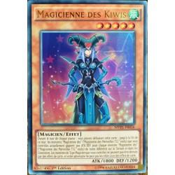 carte YU-GI-OH MVP1-FR016 Magicienne des Kiwis Ultra Rare NEUF FR