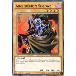 carte YU-GI-OH YS15-FRD02 Archdémon Soldat (Archfiend Soldier) -Commune NEUF FR