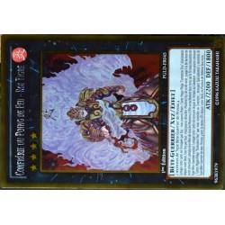 carte YU-GI-OH PGLD-FR045 Confrérie Du Poing De Feu - Roi Tigre (Brotherhood of the Fire Fist - Tiger King) -Gold Rare NEUF FR