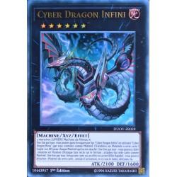 carte YU-GI-OH DUOV-FR059 Cyber Dragon Infini Ultra Rare NEUF FR
