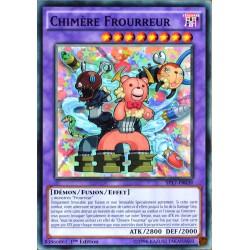 carte YU-GI-OH SP17-FR039 Chimère Frourreur (Frightfur Chimera) -Commune NEUF FR