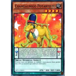 carte YU-GI-OH MP16-FR051 Chameaunigo Potartiste (Performapal Camelump) -Commune NEUF FR