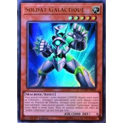 carte YU-GI-OH DUPO-FR062 Soldat Galactique (Galaxy Soldier) -Ultra Rare NEUF FR