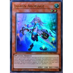 carte YU-GI-OH DUPO-FR082 Jasmin Arômage (Aromage Jasmine) -Ultra Rare NEUF FR