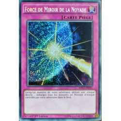 carte YU-GI-OH MP17-FR041 Force De Miroir De La Noyade Secret Rare NEUF FR