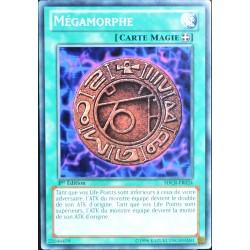 carte YU-GI-OH SDCR-FR024 Mégamorphe (Megamorph) -Commune NEUF FR