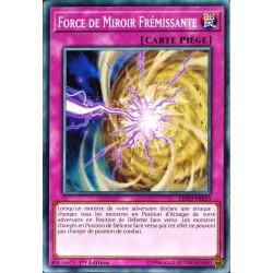 carte YU-GI-OH LEDD-FRB23 Force de Miroir Frémissante Commune NEUF FR