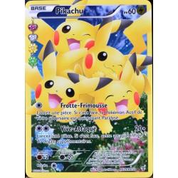 carte Pokémon RC29 Pikachu 60 PV - ULTRA RARE - FULL ART Rayonnement NEUF FR