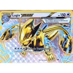 carte Pokémon 79/124 Lugia Turbo 150 PV XY - Impact des Destins NEUF FR