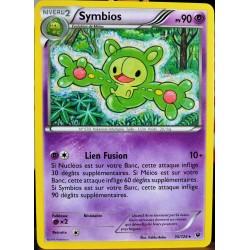 carte Pokémon 35/124 Symbios 90 PV XY - Impact des Destins NEUF FR