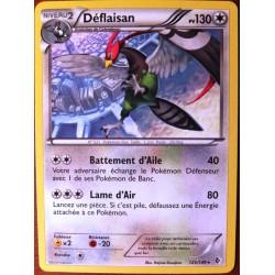carte Pokémon 125/149 Déflaisan 130 PV carte POKEMON Frontières Franchies NEUF FR