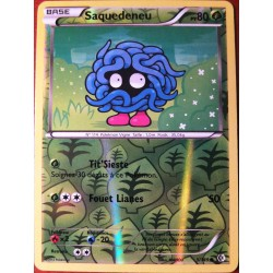 carte Pokémon 5/149 Saquedeneu 80 PV carte POKEMON Frontières Franchies NEUF FR
