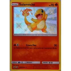 carte Pokémon SV6/68 Salamèche 70 PV - SHINY SL11.5 - Soleil et Lune - Destinées Occultes NEUF FR
